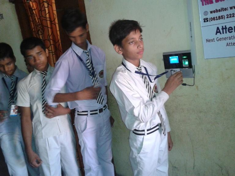 Blend Group Project delivery at Bihar School
